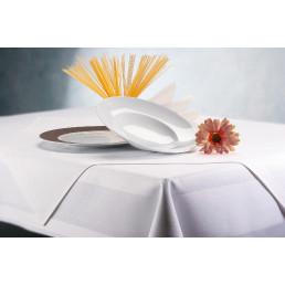 Tischdecke Damast 130 x 130 cm