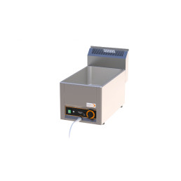 Elektro-Bain-Marie, 1 x GN 1/1 H=150 mm mit Ablaufhahn