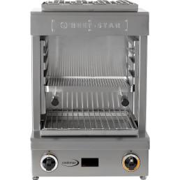 Hochtemperaturgrill Beef-Star Mini 1 Heizzone 400 x 360 x 540 mm
