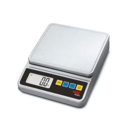 Elektronische Kompaktwaage, bis 5 kg, Netz- und Akkubetrieb
