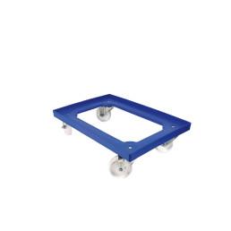 Fahrwagen für Transportboxen 525002, 525003, 525004 blau