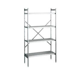 NORM 20 – Aluminium-Regal 1000 x 500 x 1800 mm