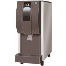 Eis- / Wasserdispenser DCM-120 / 125,00 kg/24h / 4,00 kg Vorrat / Luftkühlung
