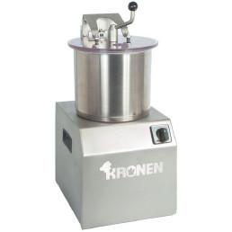 Cutter 5,00 l / Nako / 400 V / 1,00 kW / inkl. Messer mikroverzahnt + Abstreifer