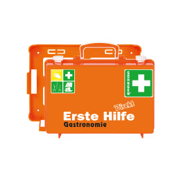 """Erste Hilfe Koffer DIREKT """"Gastronomie"""""""
