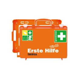 "Erste Hilfe Koffer DIREKT ""Imbiss"""