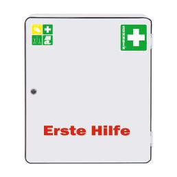 Verbandschrank Bonn DIN 13157 402 x 462 x 112 mm weiß