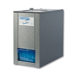 Eis-Crusher CB 103 / 3,00 kg/min. / 1,00 kg Vorrat / schwarz