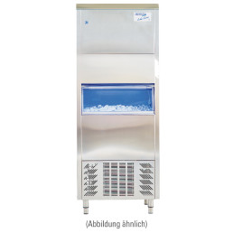 Eiswürfelbereiter IC 250 EL / 240 kg/24 h / 220,00 kg Vorrat / Luftkühlung